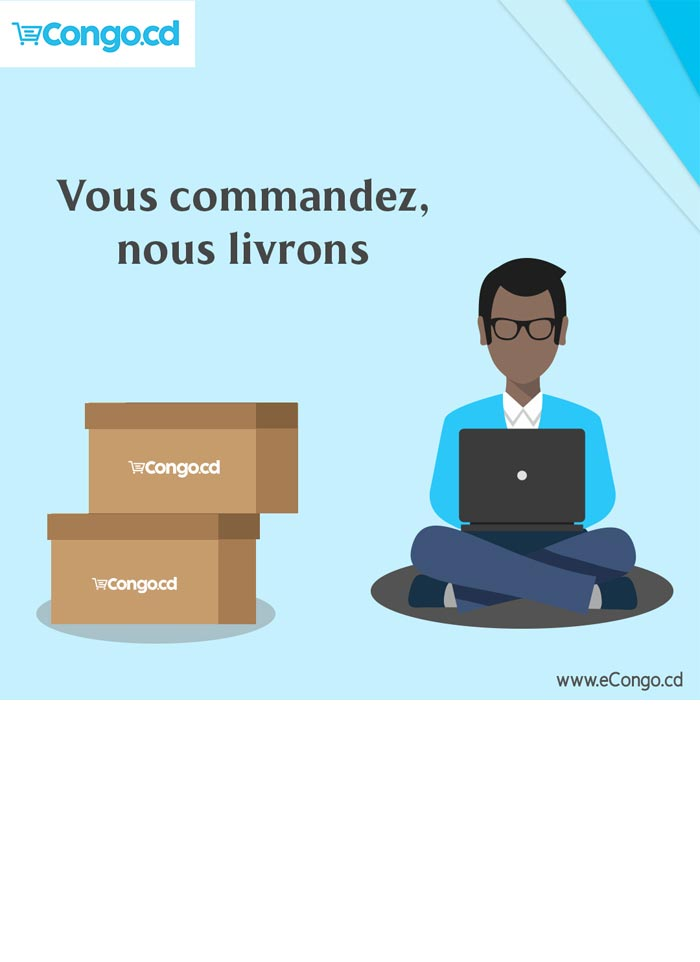 Congo Software Solutions– Commerce électronique - En ligne - Kinshasa – RD Congo - MonCongo