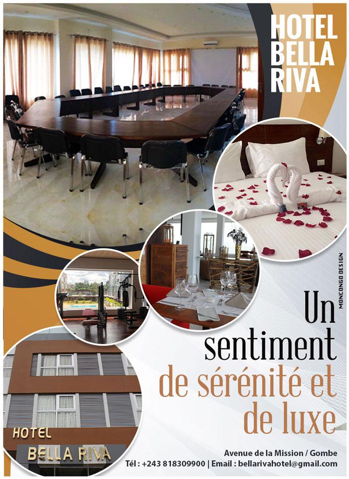 Hôtel BELLA RIVA - MonCongo