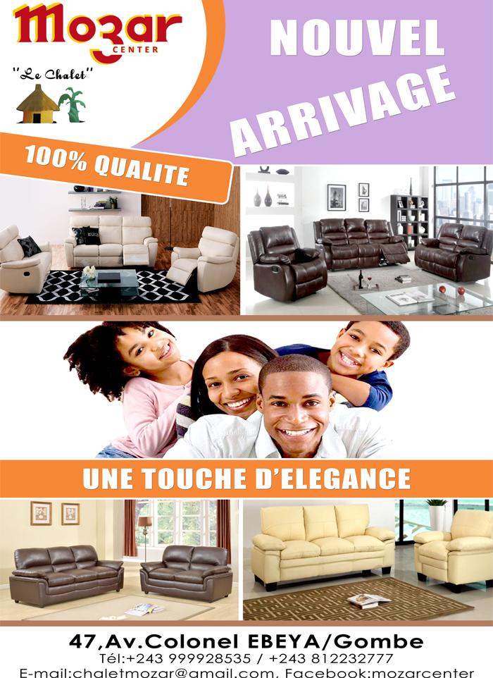 Mozar Center Le Chalet Kinshasa MonCongo
