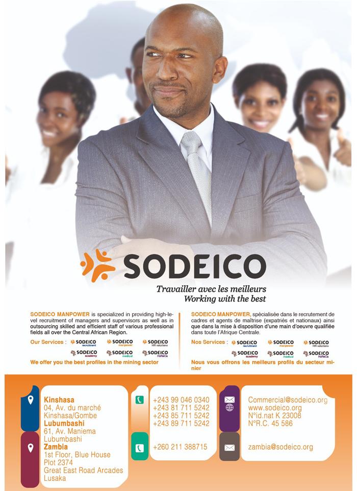 SODEICO - Kinshasa - RD Congo - MonCongo