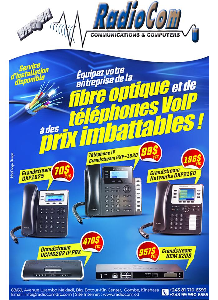 Radiocom Kinshasa - MonCongo